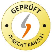 Geprüfte AGB - IT-Recht Kanzlei
